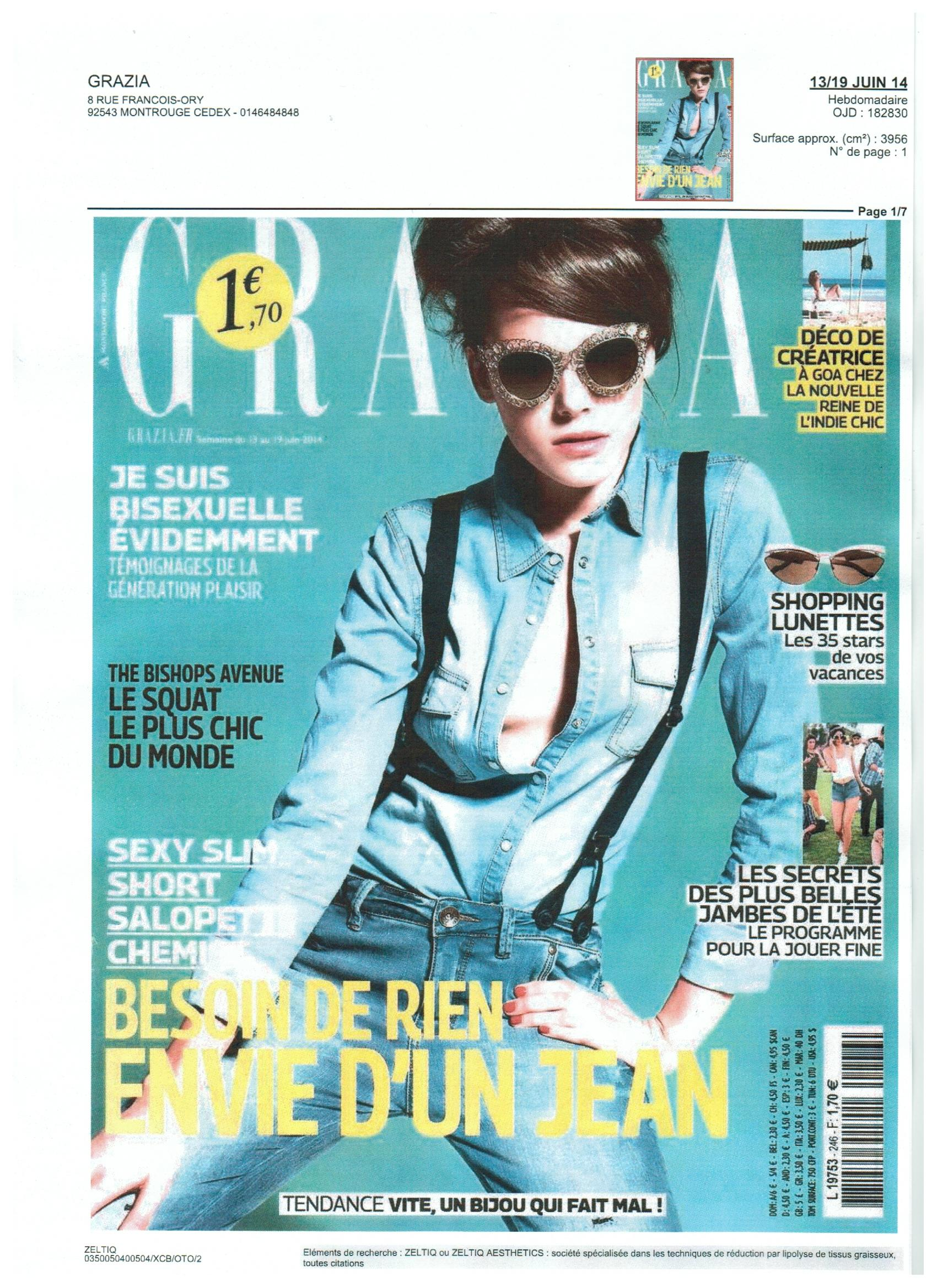 GRAZIA - CoolSculpting 1