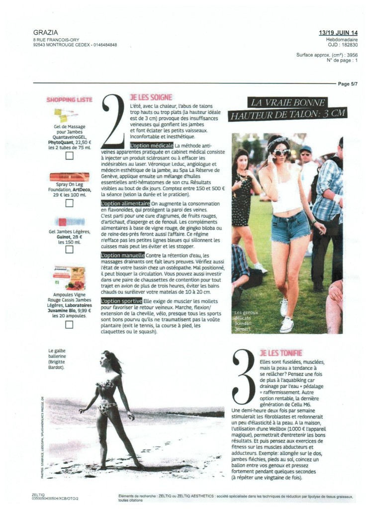 GRAZIA - CoolSculpting 5