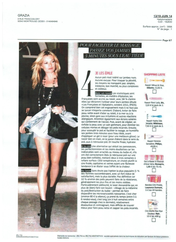 GRAZIA - CoolSculpting 6