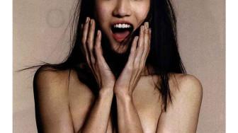 Défroissser le dessus des lèvres par les SkinBooster
